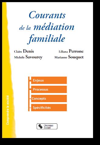 Ouvrage collectif avec la participation de Marianne Souquet sur la médiation familiale